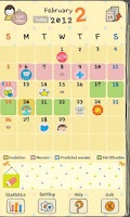 Screenshot of S'Diary Lite(free)
