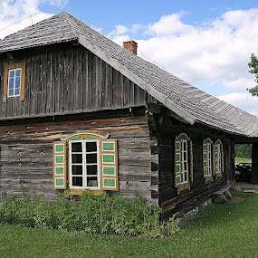 Old rural architecture by Vida Jankaitiene - Buildings & Architecture Homes (  )
