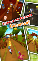 Screenshot of Cocoricó: Brincar de Pega-pega
