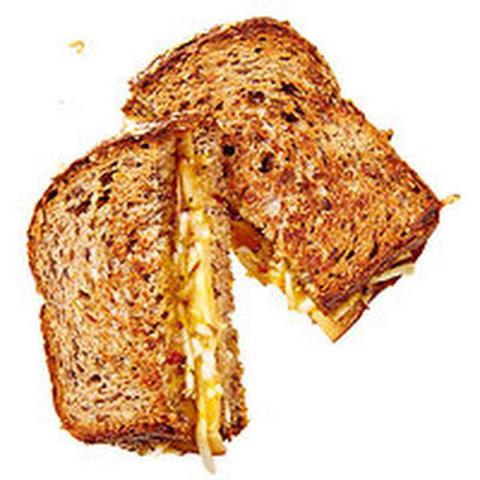 Gouda and Apple Cinnamon Swirl Grilled Cheese Recipe | Yummly