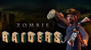 Screenshot of Zombie Raiders