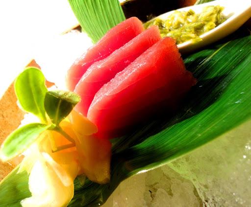 Maguro tuna cocochan waltychef for Fish n gari