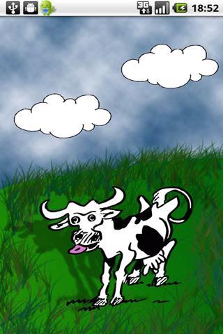 Moo Box cow