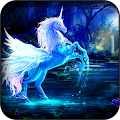 Unicorn wallpapers APK for Bluestacks