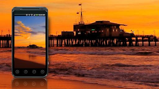 Sunset Live Wallpaper -