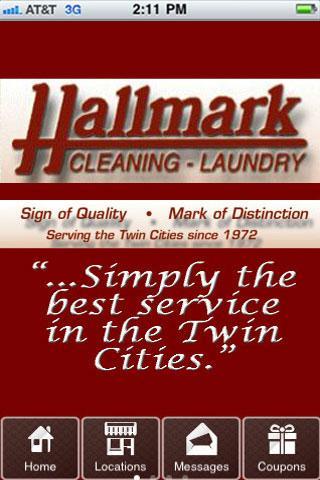 Hallmark Cleaners