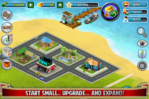 Screenshot of City Island ™: Builder Tycoon