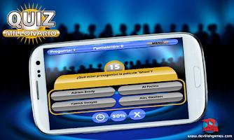 Screenshot of Quiz Millonario