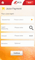 Screenshot of JuiceByMCB