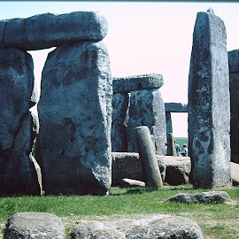 Stonehenge by David Warner - Buildings & Architecture Statues & Monuments (  )