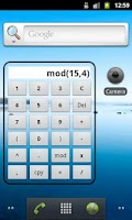 Screenshot of Calculator Widget - FREE