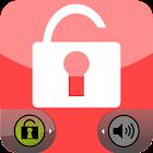 Screen Lock release icon