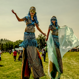 Heritage Festival by Joseph Law - News & Events World Events ( good performers, out door, world even, heritage festival, cultural dance )
