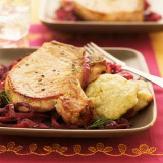 Beverly's Unbelievably Moist Crockpot Pork Chops