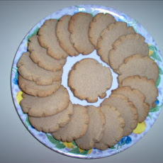 Spice Biscuits (cookies)