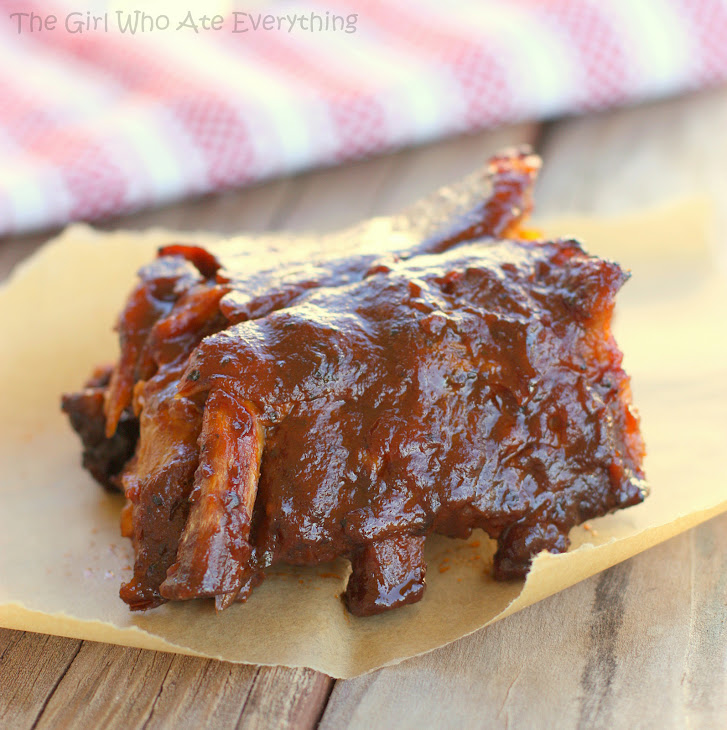 Slow Cooker Barbecue Ribs Recipes — Dishmaps