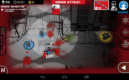 The Walking Dead: Assault - screenshot
