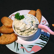 Ninja Herb Cheese Dip
