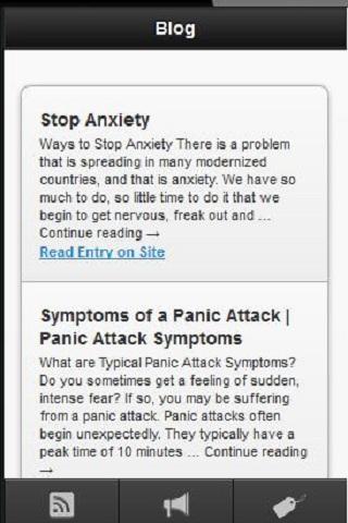 Free Panic Attack Help