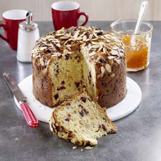 Cranberry & White Chocolate Panettone