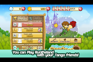 Screenshot of Alice In RuntheLand for Tango