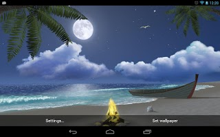 Screenshot of Lost Island 3d