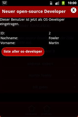 玩程式庫與試用程式App Meine Akte免費 APP試玩