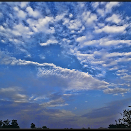 by Milan Kumar Das - Landscapes Cloud Formations