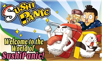 Screenshot of SUSHI PANIC
