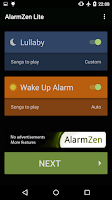 Screenshot of Alarm Zen Lite - Free