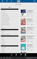Screenshot of B2S eBook Store