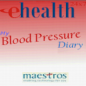 Blood Pressure Diary icon
