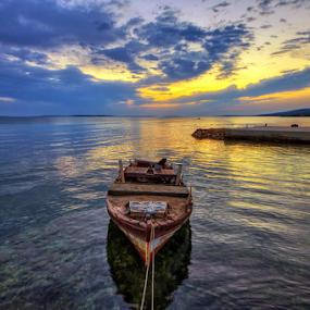 by Miro Cindrić - Transportation Boats
