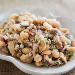 White Bean and Tuna Salad