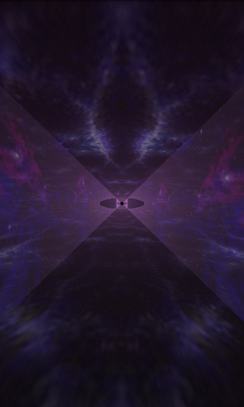 Runner in the UFO - Visualizer Screenshot 8