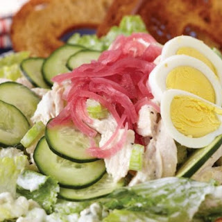 "Zuke's ""Diet"" Salad From 'The Artisan Jewish Deli at Home'"