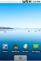 Screenshot of SilentSnap Camera Pro