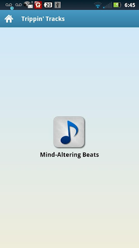 Mind Expanding Tracks