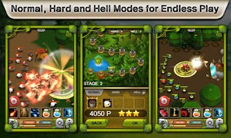 Screenshot of Plants War