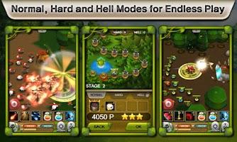 Screenshot of Plants War
