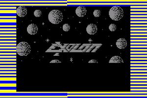 Screenshot of ZX screen$