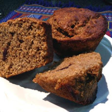 Spicy Orange Bran Muffins