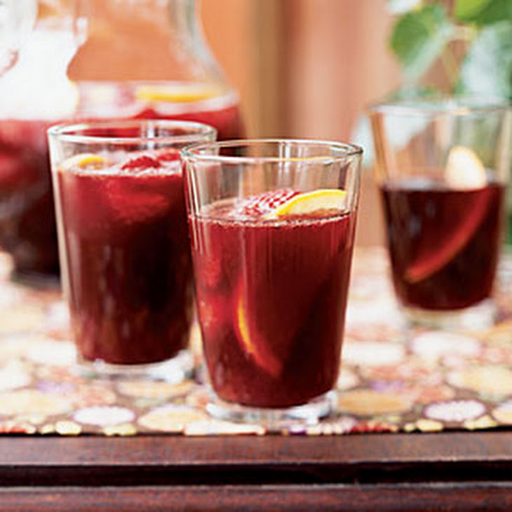 wine sangria mulled red wine sangria recipe from tablespoon mulled red ...