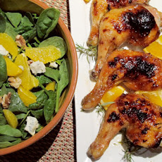 Orange Glazed Chicken