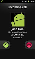 Screenshot of Call Info(Trial)