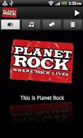 Screenshot of Planet Rock