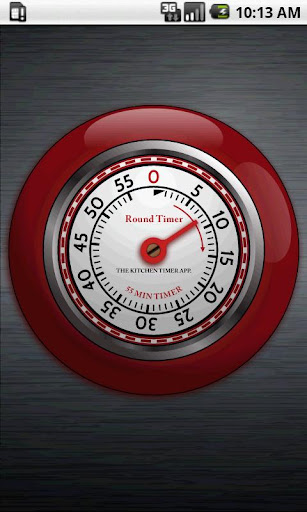 The Kitchen Timer App