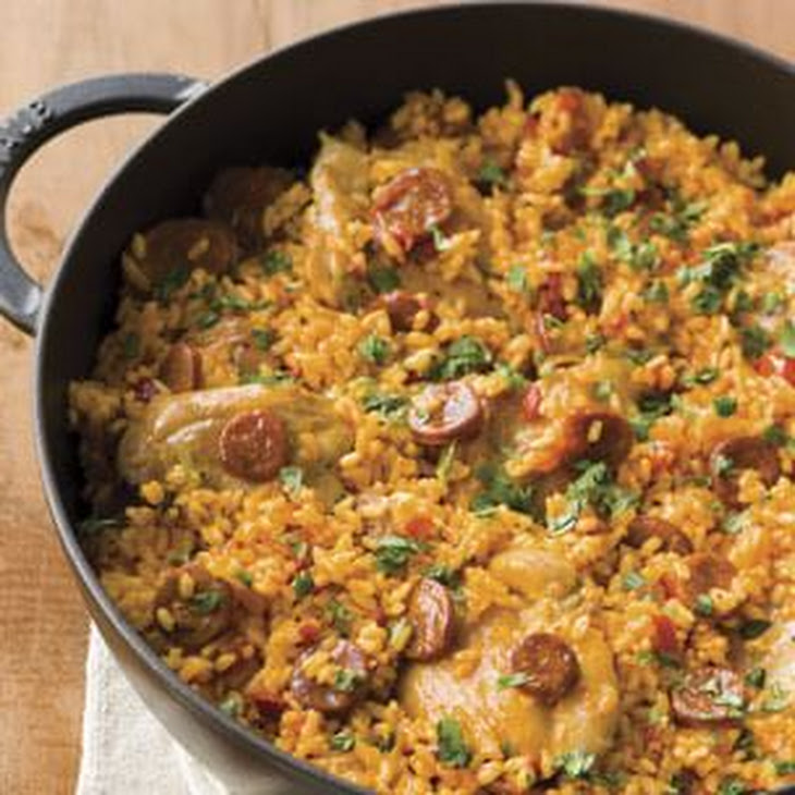 Latin-Style Paella (Annatto Seeds) Recipes — Dishmaps