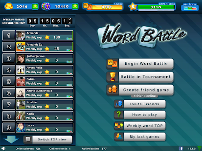 Word Battle- screenshot thumbnail