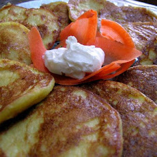 Corn Pancakes With Cheese or Cachapas De Carabobo